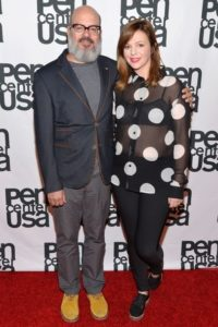Amber Tamblyn & David Cross