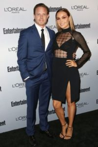 Camilla Luddington & Matt Alan