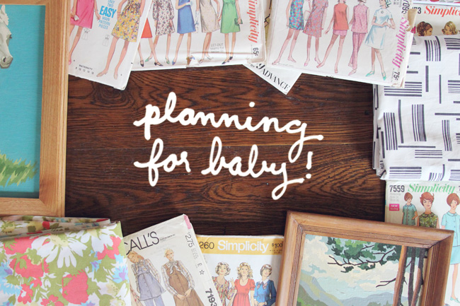 planning for a baby