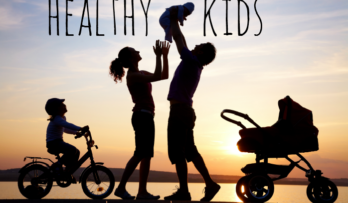 raising healthy kids