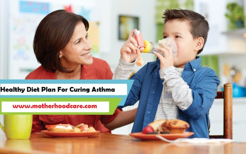 Healthy diet plan for asthma