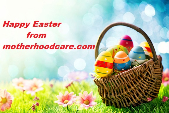 happy easter from motherhoodcare.com