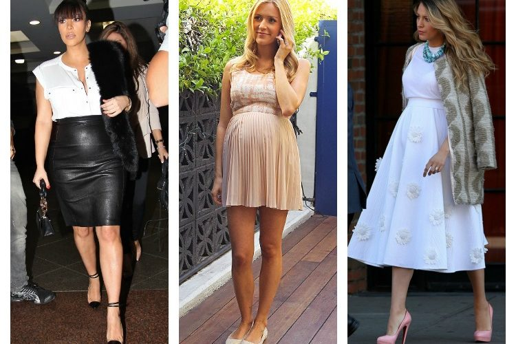 perfect-pregnancy-skirts-trends