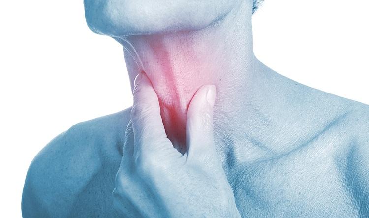sore throat symptoms