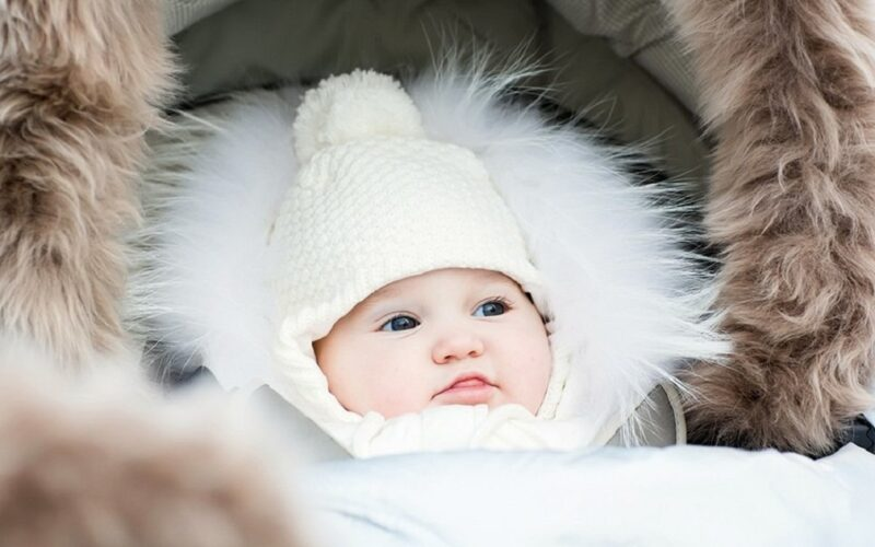 winter care for babies